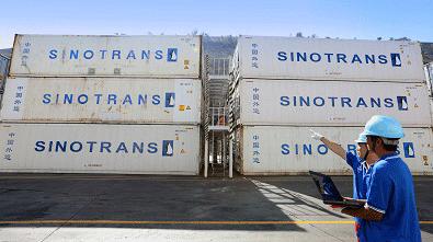 中国外运:中国领先的综合物流服务提供商和整合商